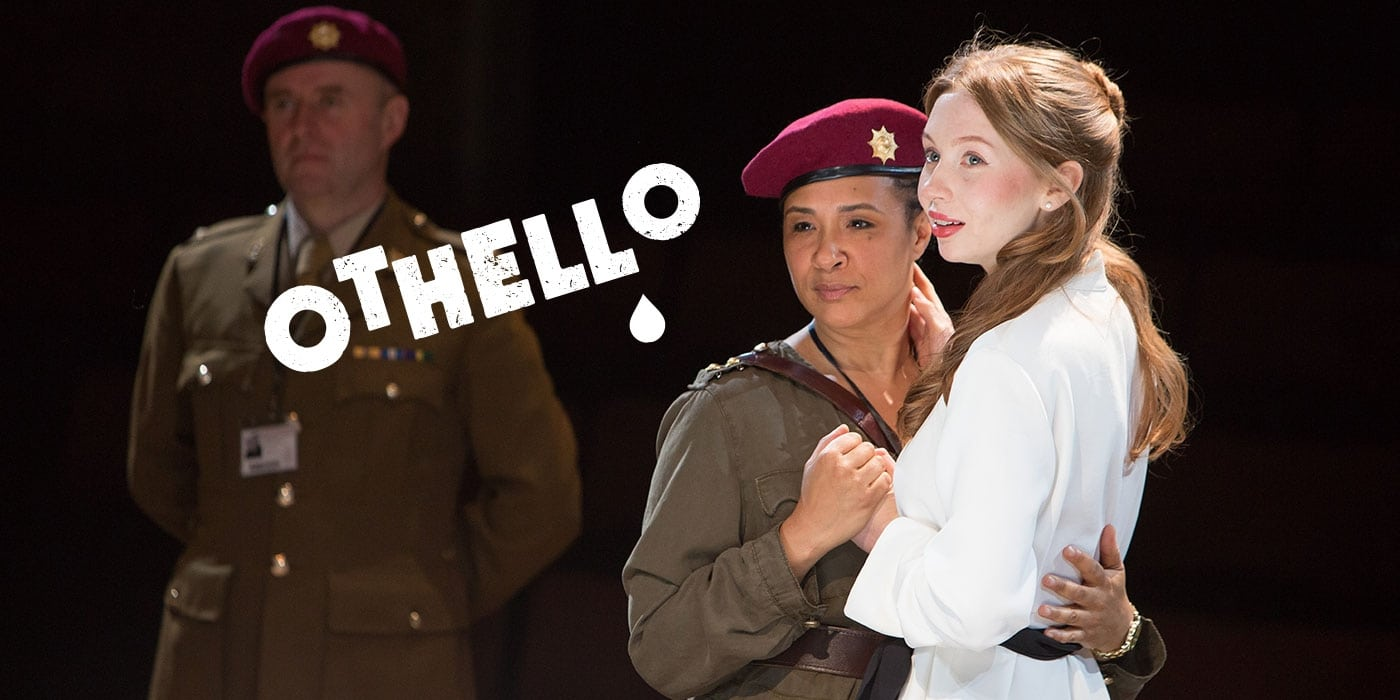 Theatre Review Othello Everyman Theatre Liverpool