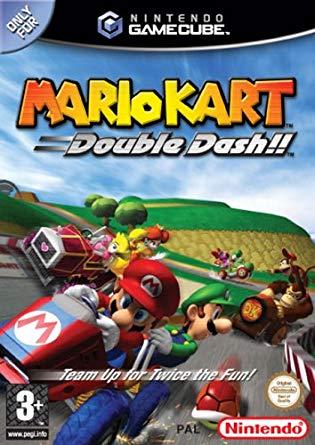 Game Review Mario Kart Double Dash Writebase