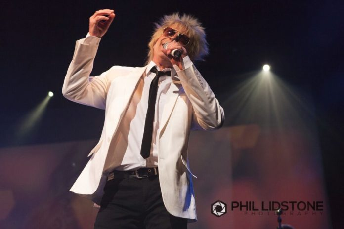The Rod Stewart Story Review at The Liverpool Empire. Review by Writebase, Liverpool Theatre Reviews.