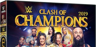 Clash Of Champions 2019