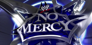 Logo for WWE No Mercy 2008