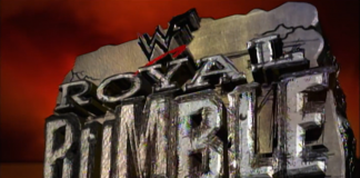 Logo for WWF Royal Rumble 1999