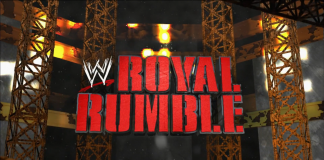 Logo for WWE Royal Rumble 2011
