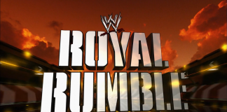 Logo for WWE Royal Rumble 2012