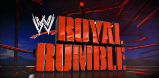 Logo for WWE Royal Rumble 2013