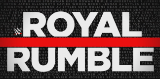 Logo for WWE Royal Rumble 2017