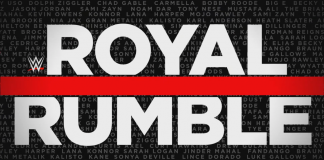 Logo for WWE Royal Rumble 2018