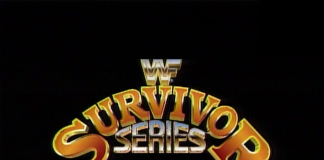 Logo for WWF Survivor Series 1989