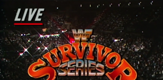 Logo for WWF Survivor Series 1990