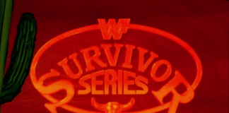 Logo for WWF Survivor Series 1994