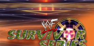 Logo for WWF Survivor Series 2000