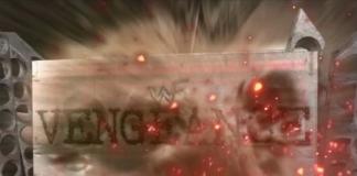Logo for WWF Vengeance 2001