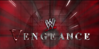 Logo for WWE Vengeance 2002