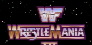 Logo for WWF WrestleMania VI