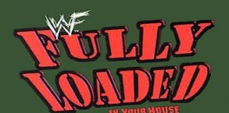 Logo for WWF Fully Loaded: In Your House 1998