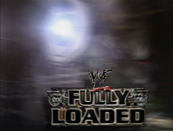Logo for WWF Fully Loaded 1999