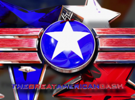 Logo for WWE The Great American Bash 2006