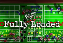 Logo for WWF Fully Loaded 2000