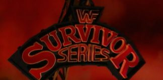 Logo for WWF Survivor Series 1993