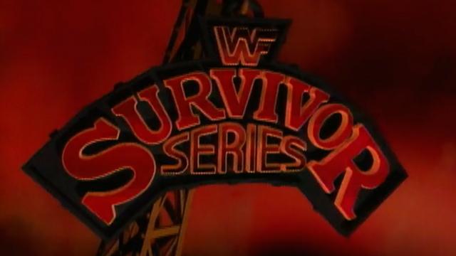 Logo for WWF Survivor Series 1993