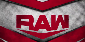 Logo for WWE Raw 2019-2020