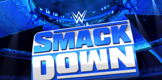 Logo for WWE SmackDown 2019-2020