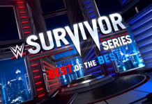 Logo for WWE Survivor Series 2020