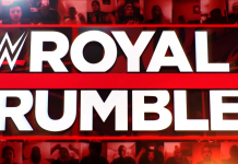 Logo for WWE Royal Rumble 2021