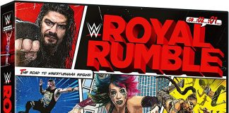 Royal Rumble 2021 DVD