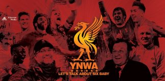 YNWA Let's Talk About Six Baby