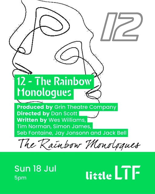 12 - The Rainbow Monologues