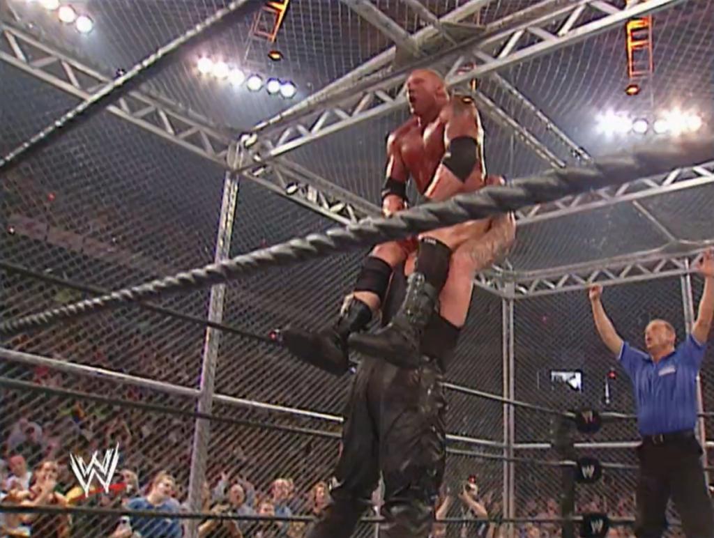 Brock Lesnar vs. The Undertaker NM 2002