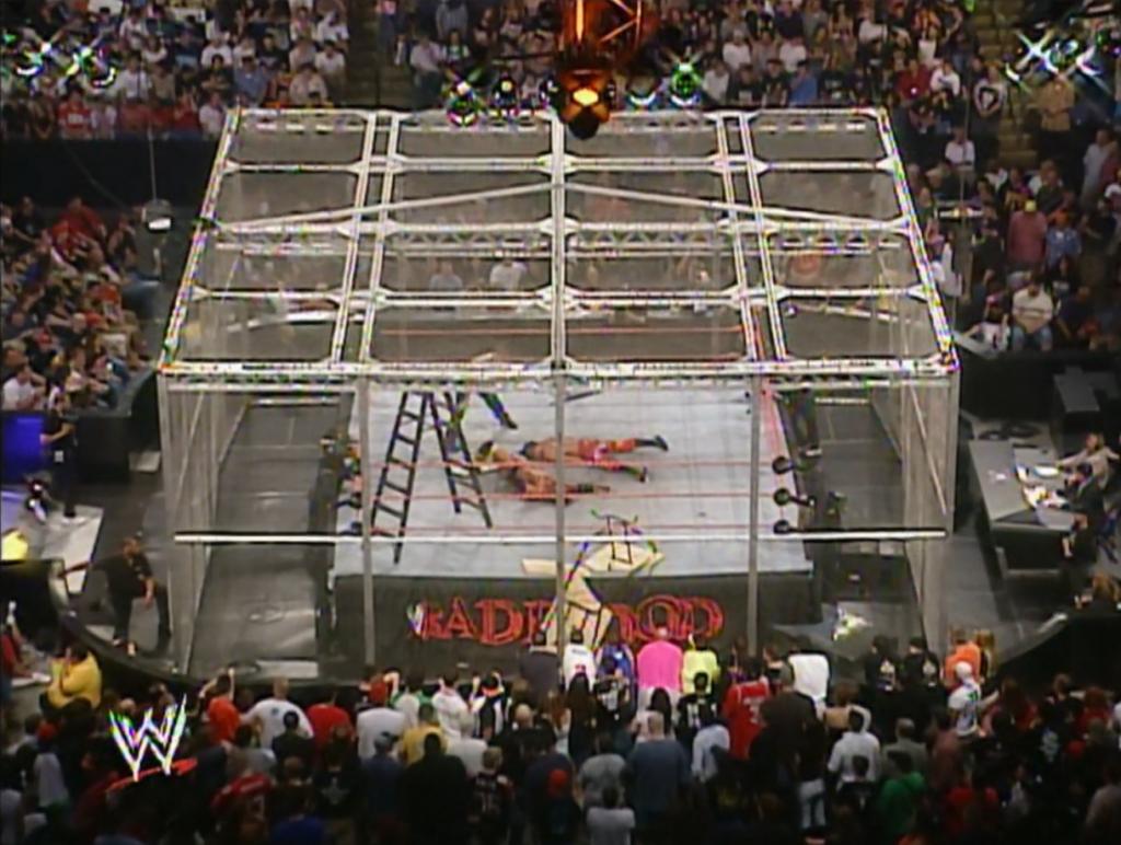 Shawn Michaels vs. Triple H BB 2004