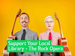 Support Your Local Library The Rock Opera