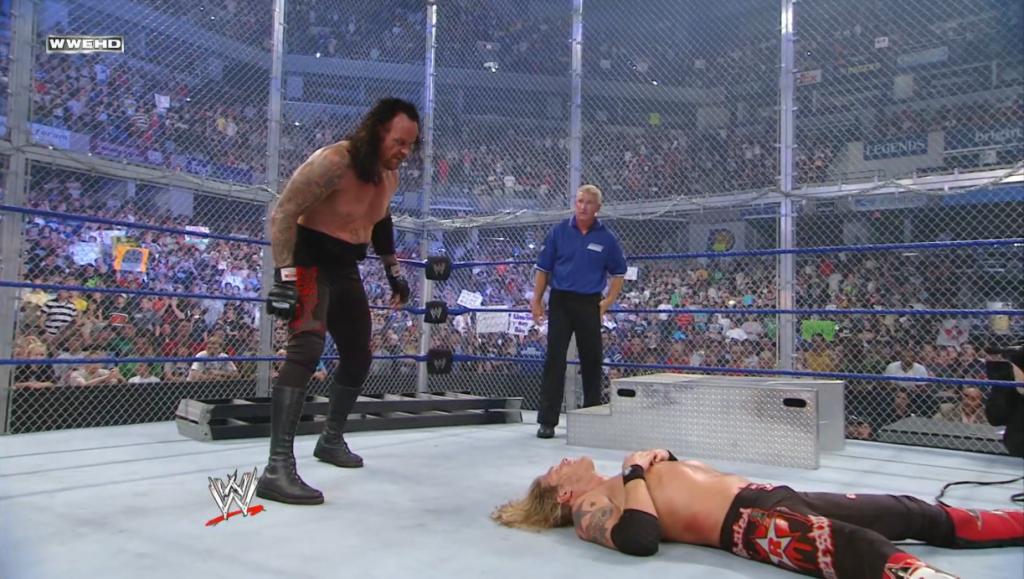 The Undertaker vs. Edge Slam 2008