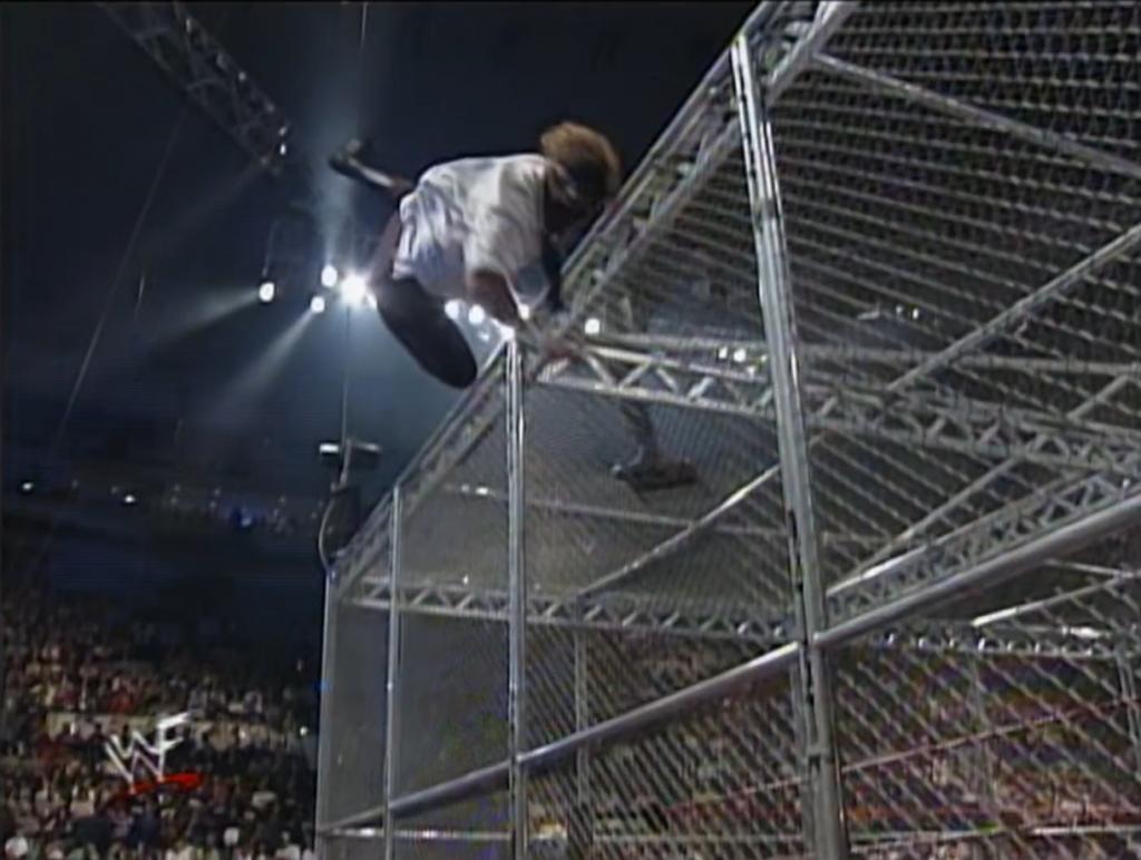 The Undertaker vs. Mankind KOTR 1998