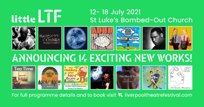 Liverpool Theatre Festival Of New Works