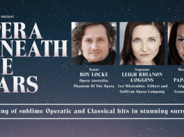 Opera Beneath The Stars